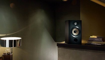 Полочная акустика Focal Aria 906 noyer