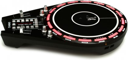 Трекформер Casio XW-DJ1
