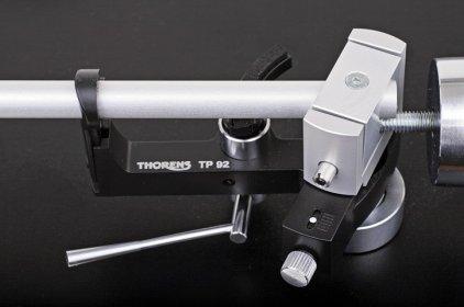 Проигрыватель винила Thorens TD309 structure red (Тонарм TP92, картридж TAS 267)