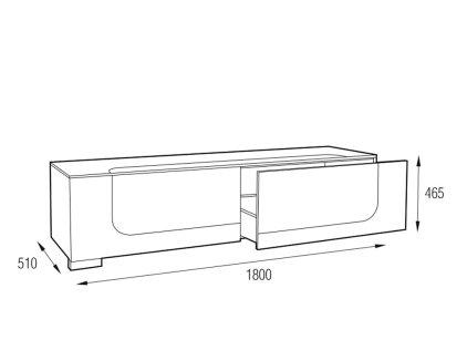 Подставка MD 509.1812 Planima milkstone