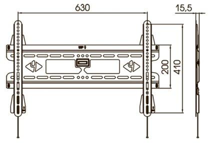 Kromax Vega-30 grey