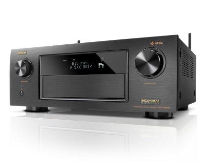 AV ресивер Denon AVR-X4300H black