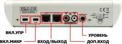Конференц-система JDM RC-600