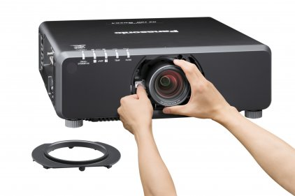 Проектор Panasonic PT-DZ780BE