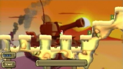Игра для PSP Worms: Открытая война + Worms: Открытая война 2