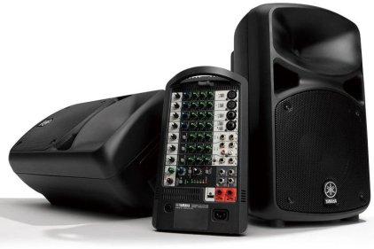 Звукоусилительный комплект Yamaha STAGEPAS 600i 2M