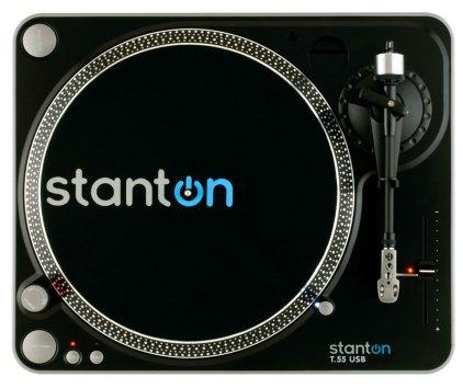 Проигрыватель винила Stanton T.55-USB