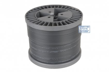 Монтажный кабель Tchernov Cable Mounting Wire Grey (Spool)