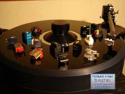 Головка звукоснимателя Benz-Micro Ebony TR