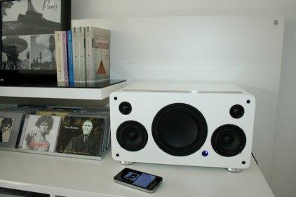 Портативная акустика Heco Ascada 300 BTX white