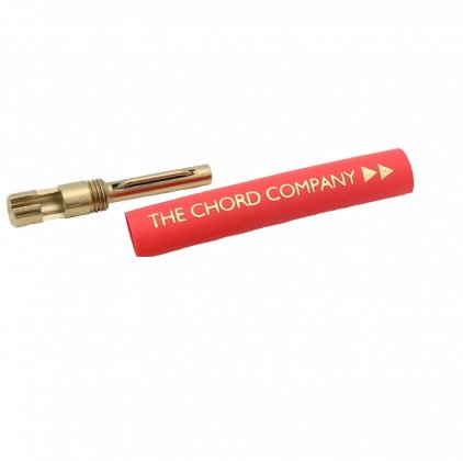 Термоусадка Chord Banana Plug Shrinks 100 Red