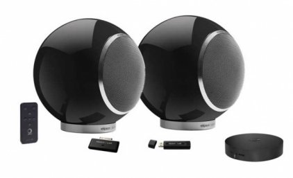 Elipson Planet LW 2.0 Black Speaker