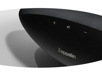 Портативная акустика B&W Zeppelin Wireless black