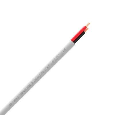 Акустический кабель QED QX 16/2 PVC white