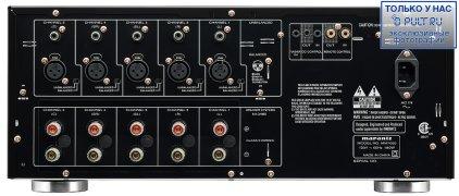 Усилитель мощности Marantz MM 7055 black