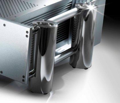 Стереоусилитель Chord Electronics CPM 2800 silver