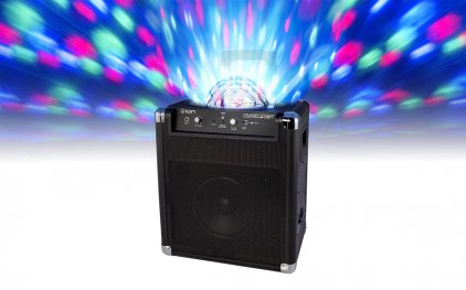 Портативная акустика ION Audio BLOCK PARTY LIVE