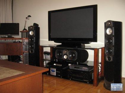 Центральный канал Paradigm Studio CC-590 v.5 black