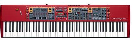 Клавишный инструмент Nord Stage 2 EX 88