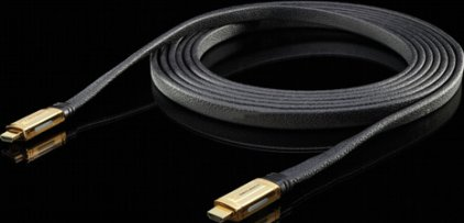 Oehlbach XXL Black Connect HDMI-HDMI 0.75m (13410)