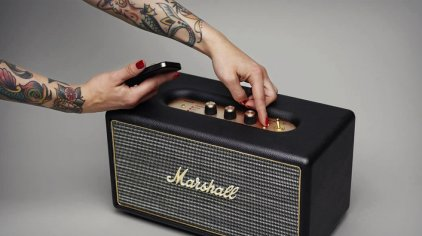 Портативная акустика Marshall Stanmore Cream