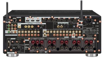 AV ресивер Pioneer SC-LX89-K
