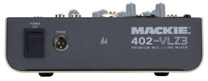 Микшер Mackie 402 VLZ 3