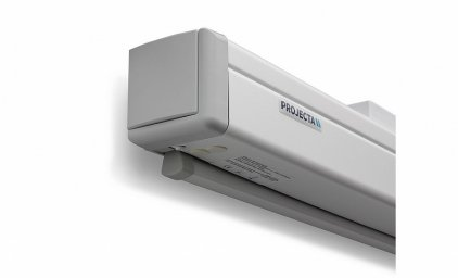 "Экран Projecta Compact Electrol 213х280 см (133"") Matte White с эл/приводом 4:3 (10100078)"