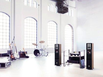 Напольная акустика Dali OPTICON 5 black