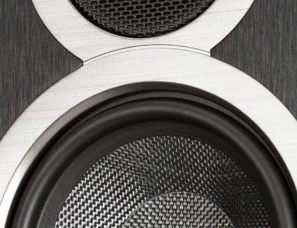 Полочная акустика Elac Debut B5 black brushed vinyl