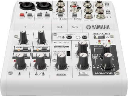 Караоке-микшер Yamaha AG06/DM305