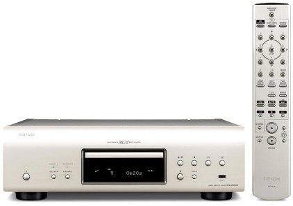 CD/SACD проигрыватель Denon DCD-2020AE premium silver