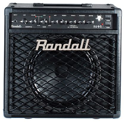 Комбо усилитель Randall RD40CE