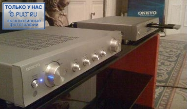 CD проигрыватель Onkyo C-S5VL black