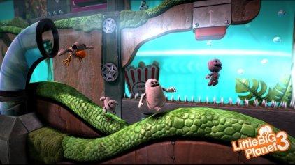 Игра для PS4 LittleBigPlanet 3 (русская версия)