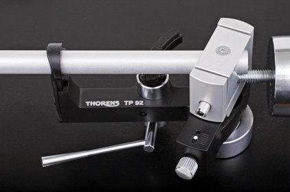 Проигрыватель винила Thorens TD 309 high gloss white (с тонармом TP 92)