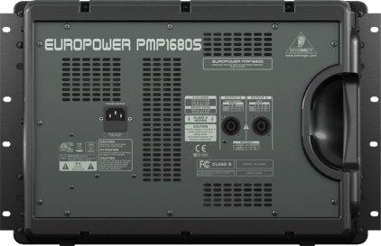 Микшерный пульт Behringer PMP1680S