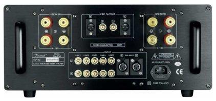 Интегральный усилитель Vincent SV-238 MK black