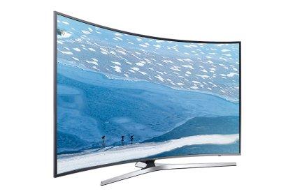 LED телевизор Samsung UE-55KU6650