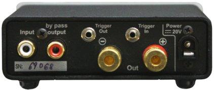 Усилитель звука Pro-Ject Amp Box S Mono black