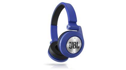 Наушники JBL E40BT синие