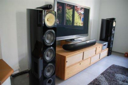 Напольная акустика B&W 803 D2 piano black