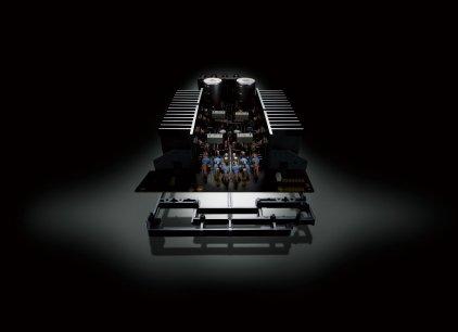 Интегральный усилитель Yamaha A-S501 silver