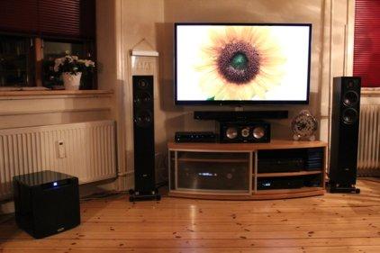 Напольная акустика Elac FS 407 high gloss black