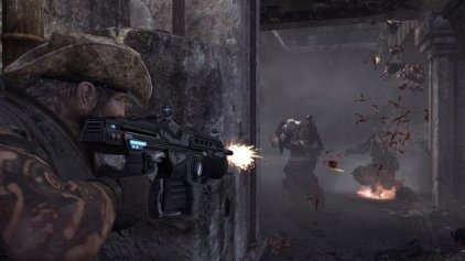 Игра для Xbox360 Gears of War 3