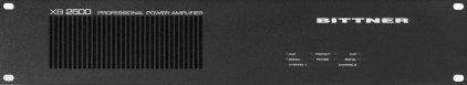 Усилитель мощности Bittner XB2500