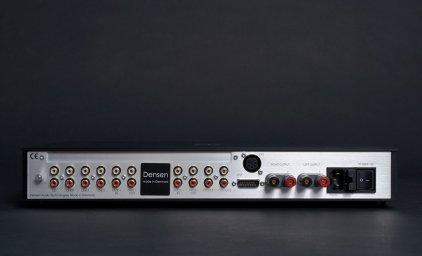 Стерео предусилитель Densen Beat-250 XS black/chrome