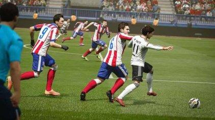 Игра для PS3 FIFA 16 (русская версия)