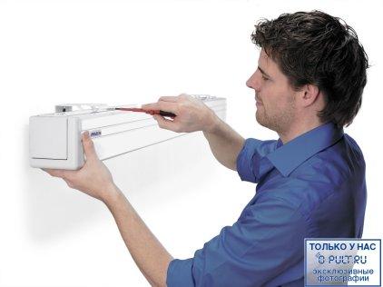 "Экран Projecta Elpro Electrol 168x300 cm (129"") High Contrast M с эл/приводом (10191910)"