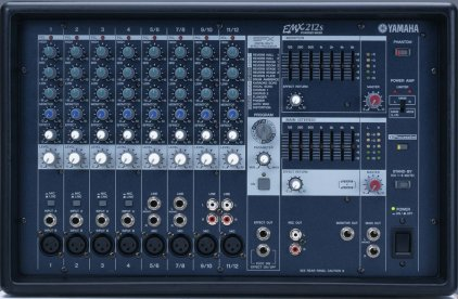 Микшер Yamaha EMX-212S